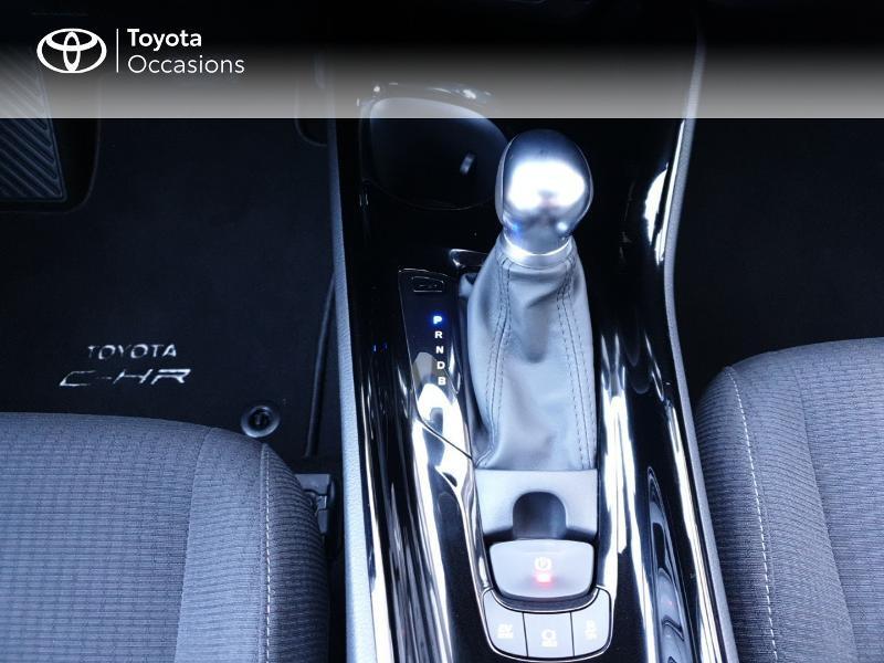 Photo 9 de l'offre de TOYOTA C-HR 122h Edition 2WD E-CVT RC18 à 22980€ chez Rizzon Auto - Toyota Guingamp
