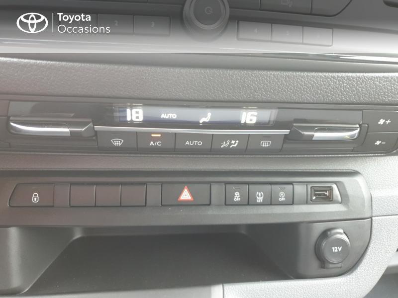 Photo 11 de l'offre de TOYOTA ProAce Verso Long 1.5 120 D-4D Dynamic RC18 à 28900€ chez Rizzon Auto - Toyota Guingamp