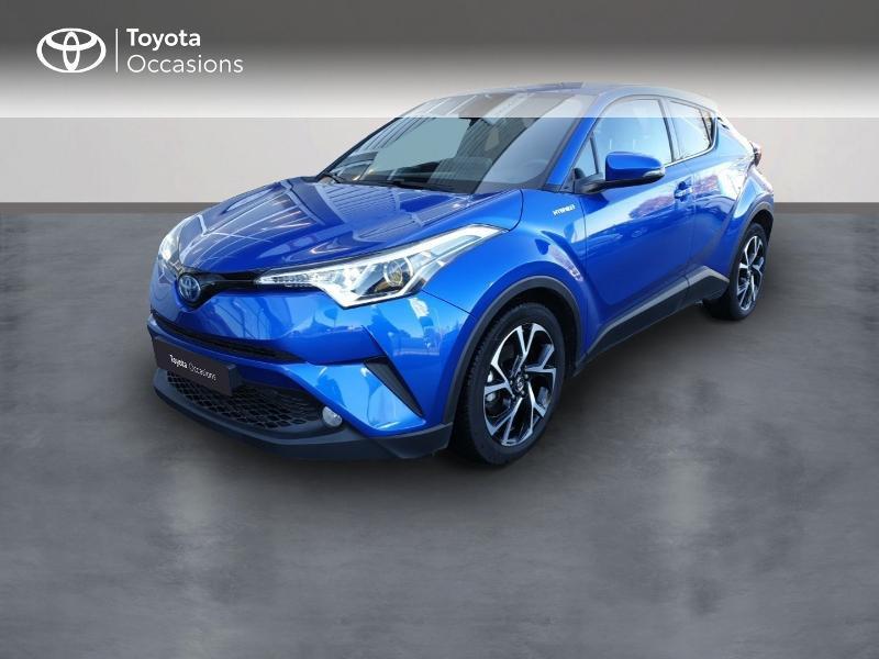 Photo 1 de l'offre de TOYOTA C-HR 122h Edition 2WD E-CVT RC18 à 22980€ chez Rizzon Auto - Toyota Guingamp