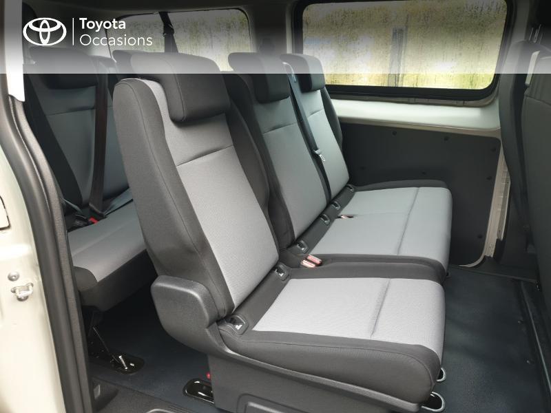 Photo 14 de l'offre de TOYOTA ProAce Verso Long 1.5 120 D-4D Dynamic RC18 à 28900€ chez Rizzon Auto - Toyota Guingamp