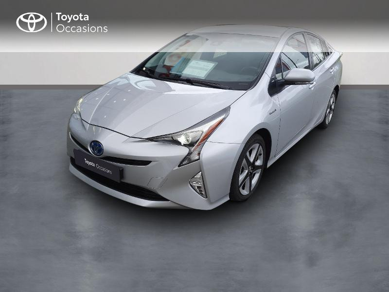 Toyota Prius 122h Dynamic RC18 Hybride GRIS CLAIR Occasion à vendre