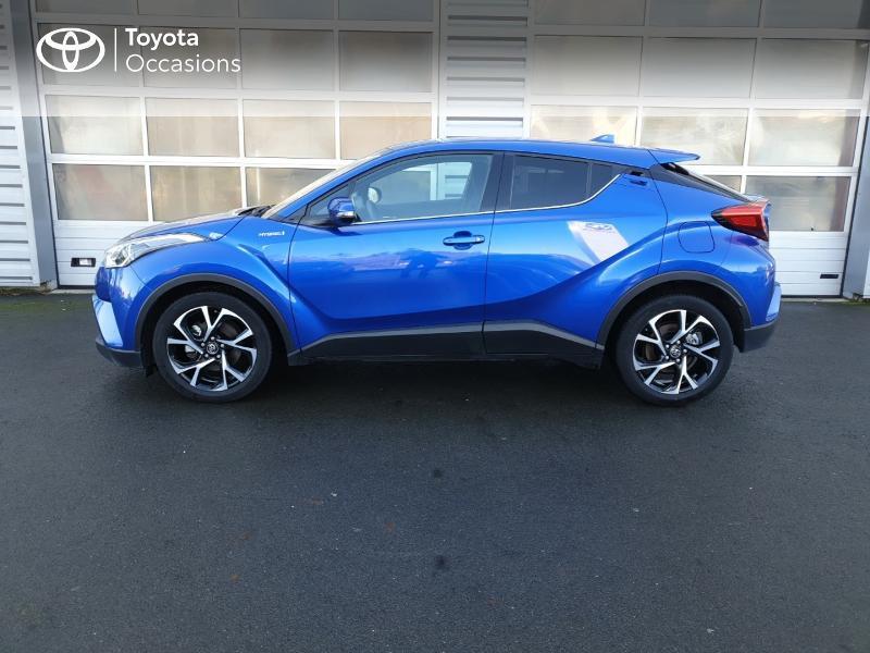 Photo 23 de l'offre de TOYOTA C-HR 122h Edition 2WD E-CVT RC18 à 22980€ chez Rizzon Auto - Toyota Guingamp