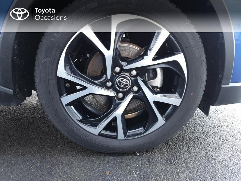 Photo 4 de l'offre de TOYOTA C-HR 122h Edition 2WD E-CVT RC18 à 22980€ chez Rizzon Auto - Toyota Guingamp