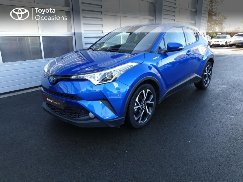 Photo 21 de l'offre de TOYOTA C-HR 122h Edition 2WD E-CVT RC18 à 22980€ chez Rizzon Auto - Toyota Guingamp