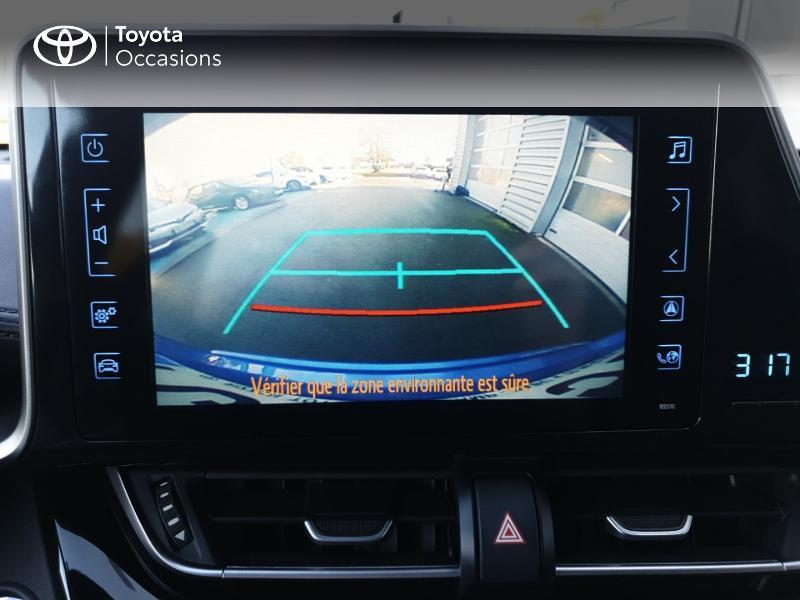 Photo 18 de l'offre de TOYOTA C-HR 122h Edition 2WD E-CVT RC18 à 22980€ chez Rizzon Auto - Toyota Guingamp