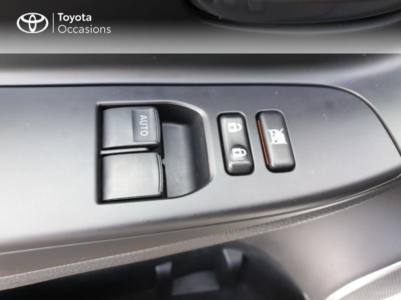 Photo 12 de l'offre de TOYOTA Yaris HSD 100h Dynamic 5p à 14980€ chez Rizzon Auto - Toyota Guingamp