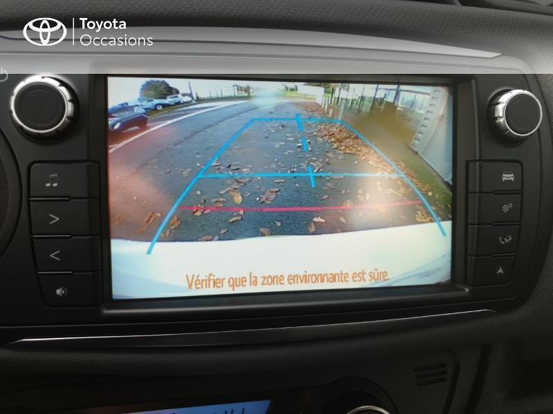 Photo 16 de l'offre de TOYOTA Yaris HSD 100h Dynamic 5p à 14980€ chez Rizzon Auto - Toyota Guingamp