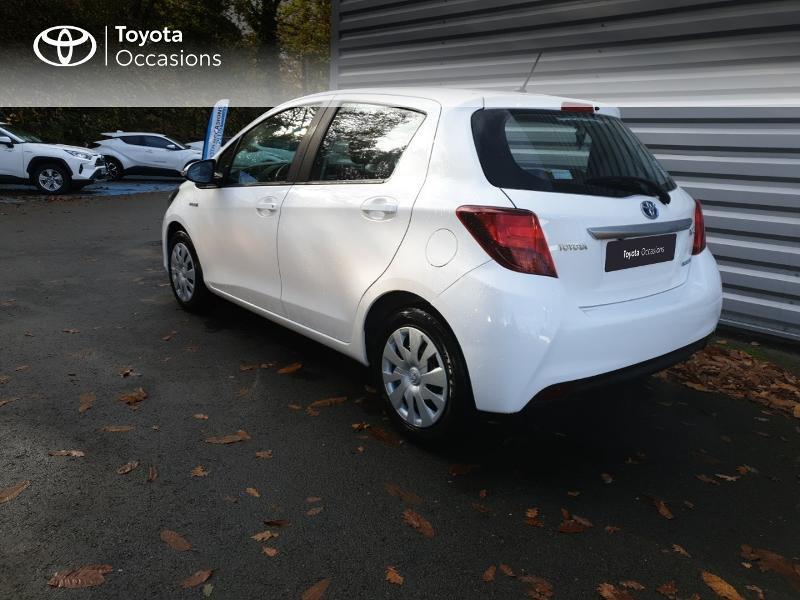 Photo 19 de l'offre de TOYOTA Yaris HSD 100h Dynamic 5p à 14980€ chez Rizzon Auto - Toyota Guingamp