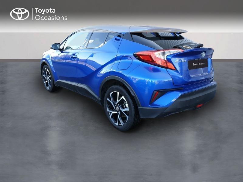 Photo 2 de l'offre de TOYOTA C-HR 122h Edition 2WD E-CVT RC18 à 22980€ chez Rizzon Auto - Toyota Guingamp