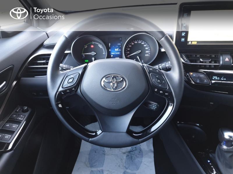 Photo 6 de l'offre de TOYOTA C-HR 122h Edition 2WD E-CVT RC18 à 22980€ chez Rizzon Auto - Toyota Guingamp