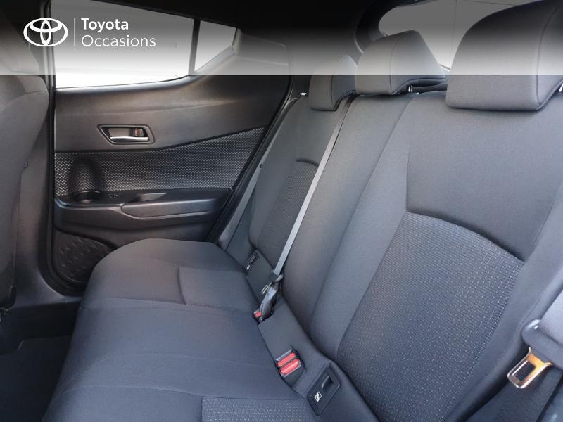 Photo 14 de l'offre de TOYOTA C-HR 122h Edition 2WD E-CVT RC18 à 22980€ chez Rizzon Auto - Toyota Guingamp
