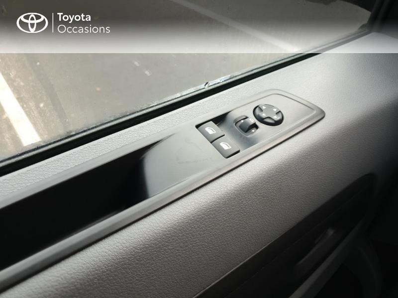 Photo 12 de l'offre de TOYOTA ProAce Verso Long 1.5 120 D-4D Dynamic RC18 à 28900€ chez Rizzon Auto - Toyota Guingamp