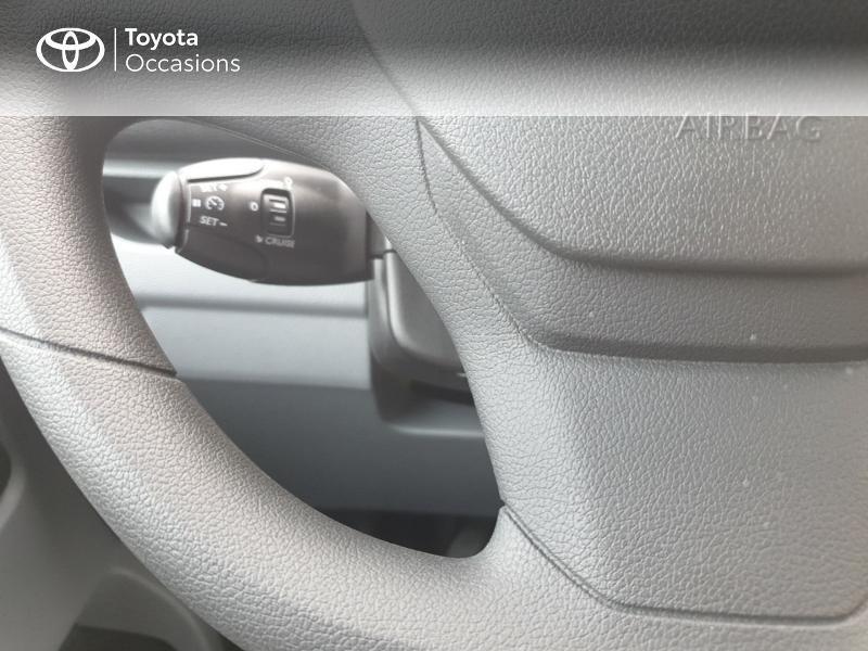 Photo 7 de l'offre de TOYOTA ProAce Verso Long 1.5 120 D-4D Dynamic RC18 à 28900€ chez Rizzon Auto - Toyota Guingamp