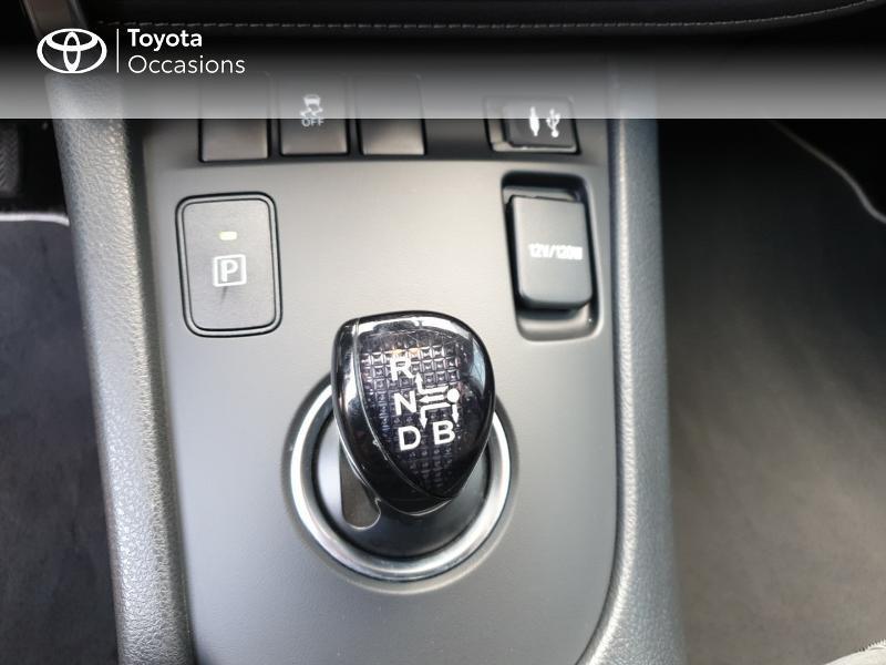 Photo 9 de l'offre de TOYOTA Auris HSD 136h Collection RC18 à 18900€ chez Rizzon Auto - Toyota Guingamp