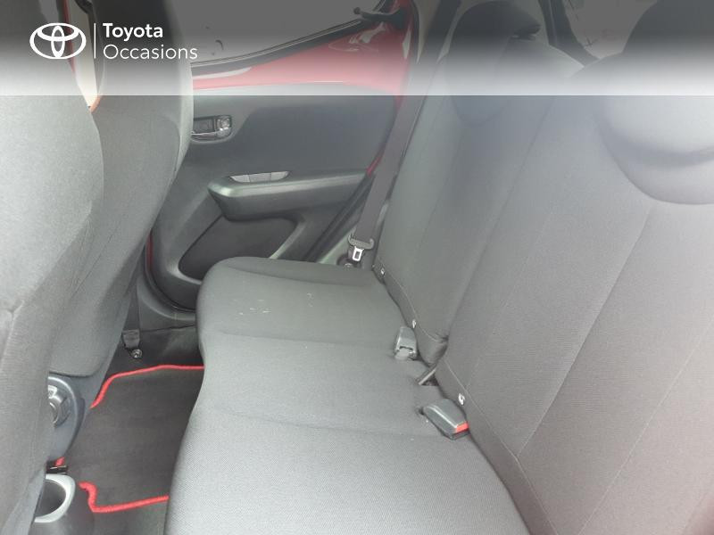 Photo 14 de l'offre de TOYOTA Aygo 1.0 VVT-i 69ch x-cite 4 5p à 8990€ chez Rizzon Auto - Toyota Guingamp