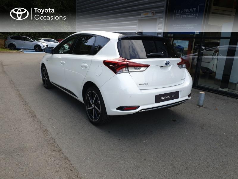 Photo 22 de l'offre de TOYOTA Auris HSD 136h Collection RC18 à 18900€ chez Rizzon Auto - Toyota Guingamp