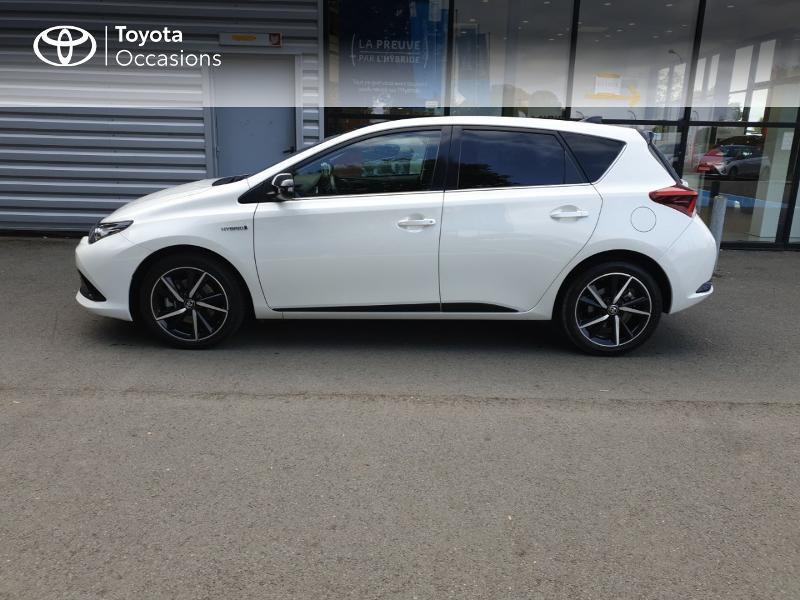 Photo 23 de l'offre de TOYOTA Auris HSD 136h Collection RC18 à 18900€ chez Rizzon Auto - Toyota Guingamp