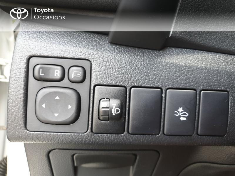 Photo 16 de l'offre de TOYOTA Auris HSD 136h Collection RC18 à 18900€ chez Rizzon Auto - Toyota Guingamp