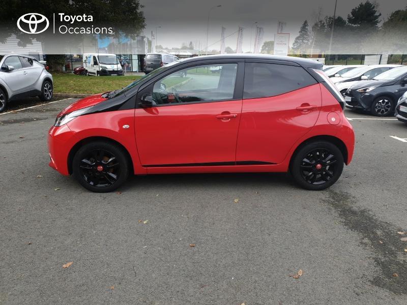 Photo 20 de l'offre de TOYOTA Aygo 1.0 VVT-i 69ch x-cite 4 5p à 8990€ chez Rizzon Auto - Toyota Guingamp