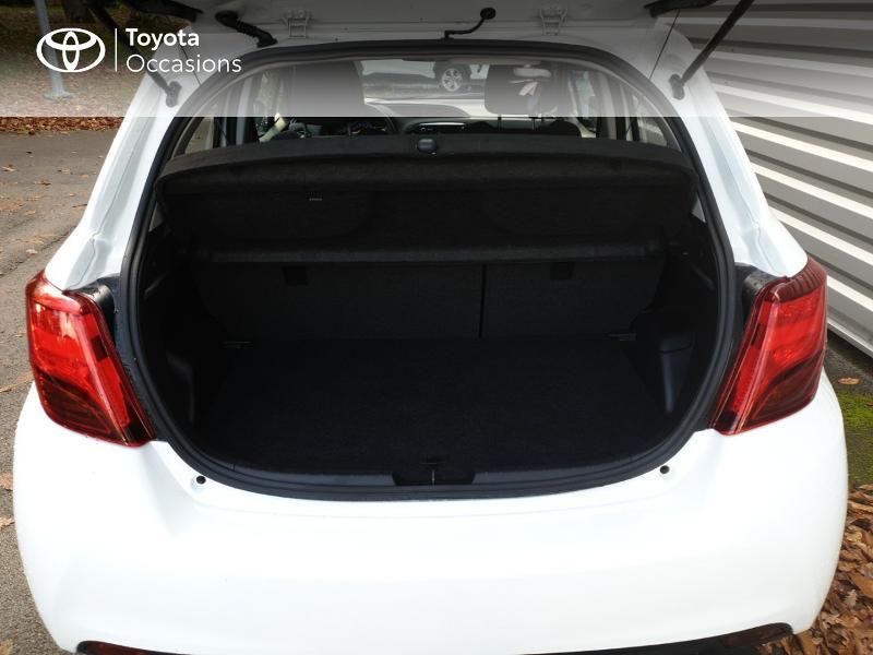 Photo 15 de l'offre de TOYOTA Yaris HSD 100h Dynamic 5p à 14980€ chez Rizzon Auto - Toyota Guingamp