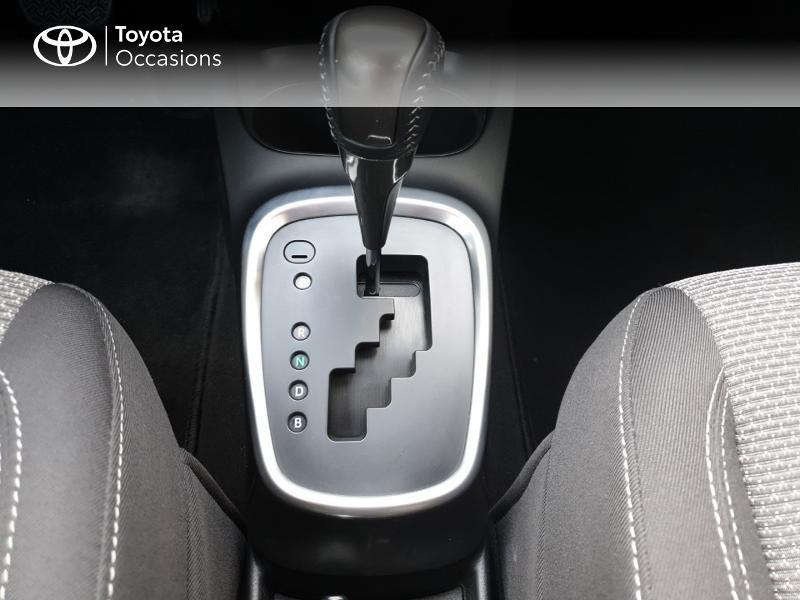 Photo 9 de l'offre de TOYOTA Yaris HSD 100h Dynamic 5p à 14980€ chez Rizzon Auto - Toyota Guingamp