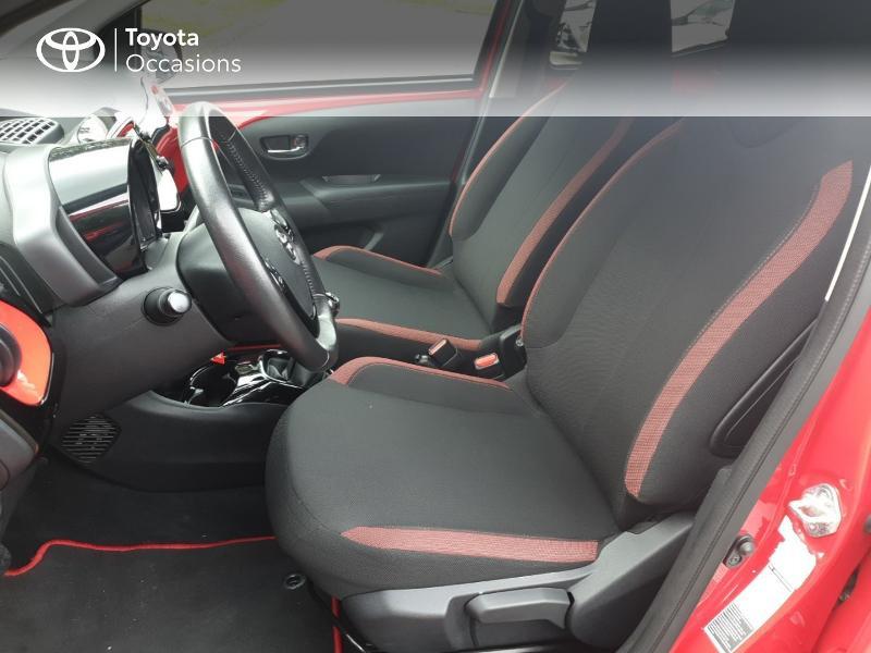 Photo 13 de l'offre de TOYOTA Aygo 1.0 VVT-i 69ch x-cite 4 5p à 8990€ chez Rizzon Auto - Toyota Guingamp