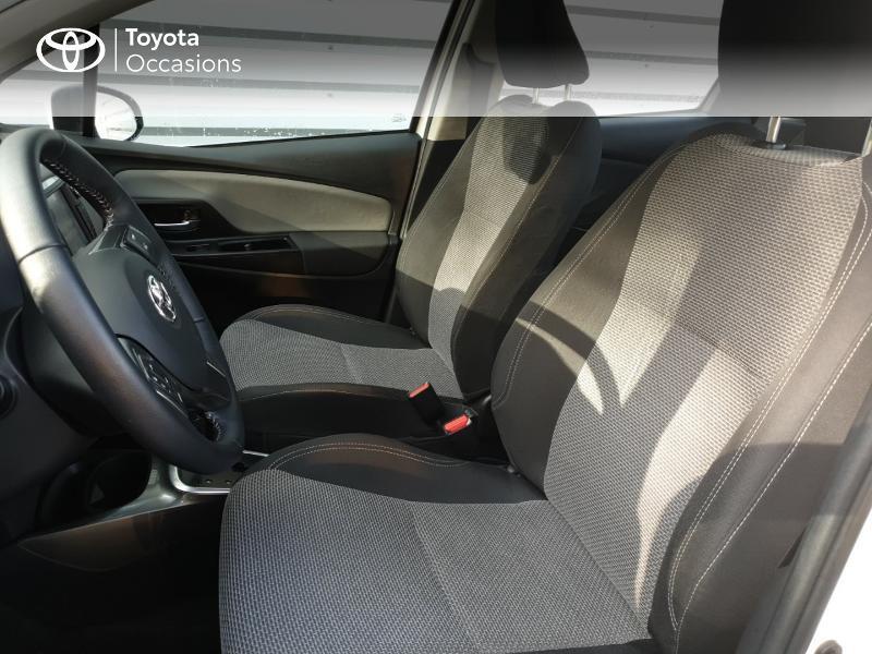 Photo 13 de l'offre de TOYOTA Yaris HSD 100h Dynamic 5p à 14980€ chez Rizzon Auto - Toyota Guingamp