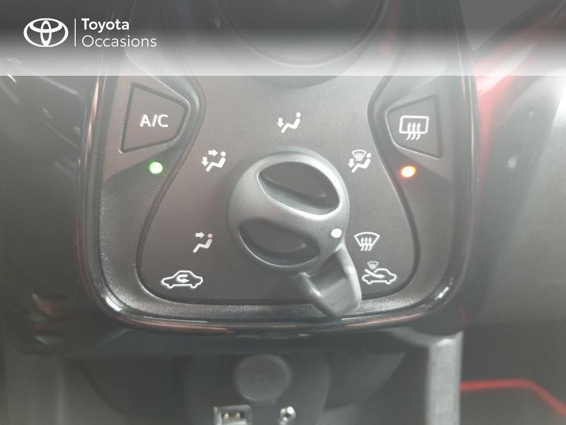 Photo 9 de l'offre de TOYOTA Aygo 1.0 VVT-i 69ch x-cite 4 5p à 8990€ chez Rizzon Auto - Toyota Guingamp