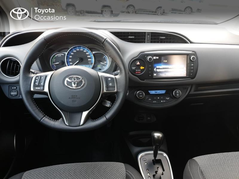 Photo 5 de l'offre de TOYOTA Yaris HSD 100h Dynamic 5p à 14980€ chez Rizzon Auto - Toyota Guingamp