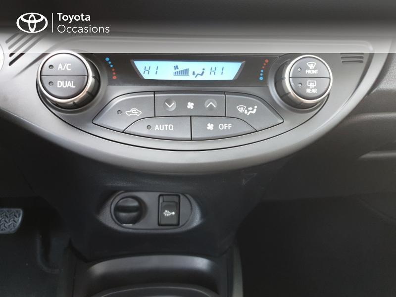 Photo 11 de l'offre de TOYOTA Yaris HSD 100h Dynamic 5p à 14980€ chez Rizzon Auto - Toyota Guingamp