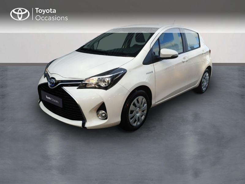 Photo 1 de l'offre de TOYOTA Yaris HSD 100h Dynamic 5p à 14980€ chez Rizzon Auto - Toyota Guingamp