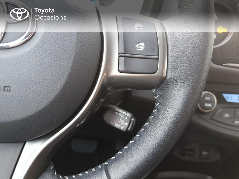 Photo 10 de l'offre de TOYOTA Yaris HSD 100h Dynamic 5p à 14980€ chez Rizzon Auto - Toyota Guingamp