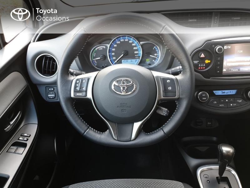 Photo 6 de l'offre de TOYOTA Yaris HSD 100h Dynamic 5p à 14980€ chez Rizzon Auto - Toyota Guingamp
