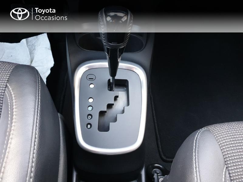 Photo 9 de l'offre de TOYOTA Yaris 100h Chic 5p à 14990€ chez Rizzon Auto - Toyota Guingamp