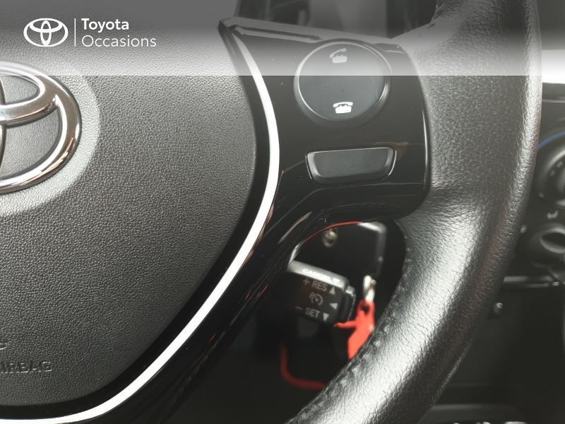 Photo 10 de l'offre de TOYOTA Aygo 1.0 VVT-i 69ch x-cite 4 5p à 8990€ chez Rizzon Auto - Toyota Guingamp