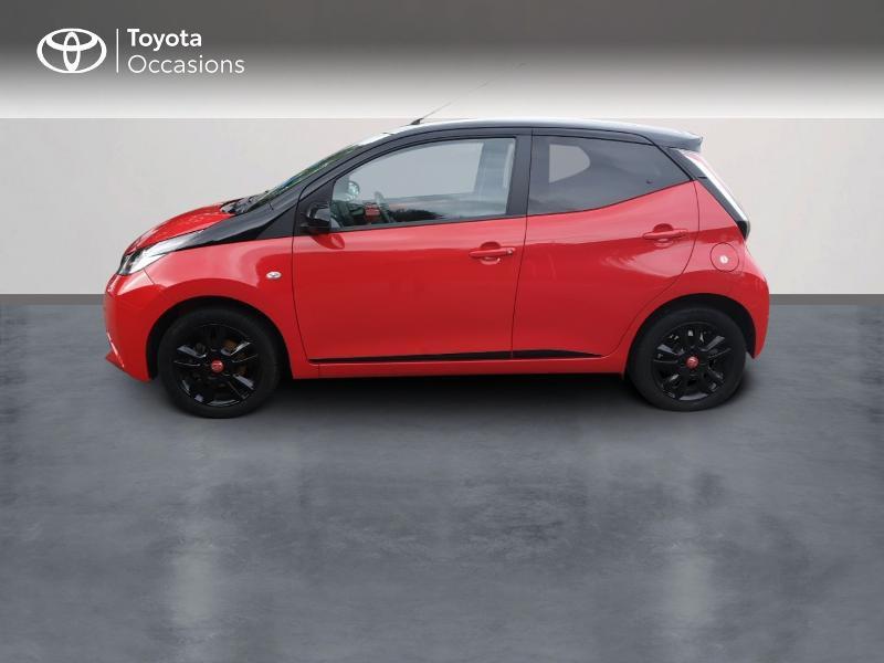 Photo 3 de l'offre de TOYOTA Aygo 1.0 VVT-i 69ch x-cite 4 5p à 8990€ chez Rizzon Auto - Toyota Guingamp