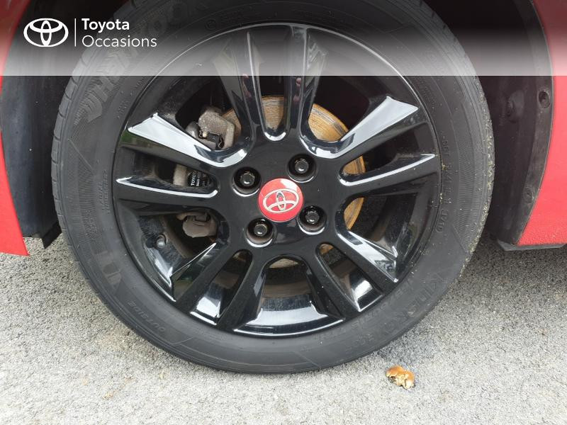 Photo 4 de l'offre de TOYOTA Aygo 1.0 VVT-i 69ch x-cite 4 5p à 8990€ chez Rizzon Auto - Toyota Guingamp