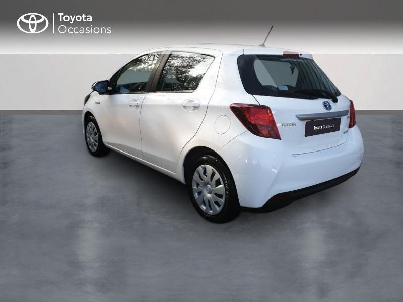 Photo 2 de l'offre de TOYOTA Yaris HSD 100h Dynamic 5p à 14980€ chez Rizzon Auto - Toyota Guingamp