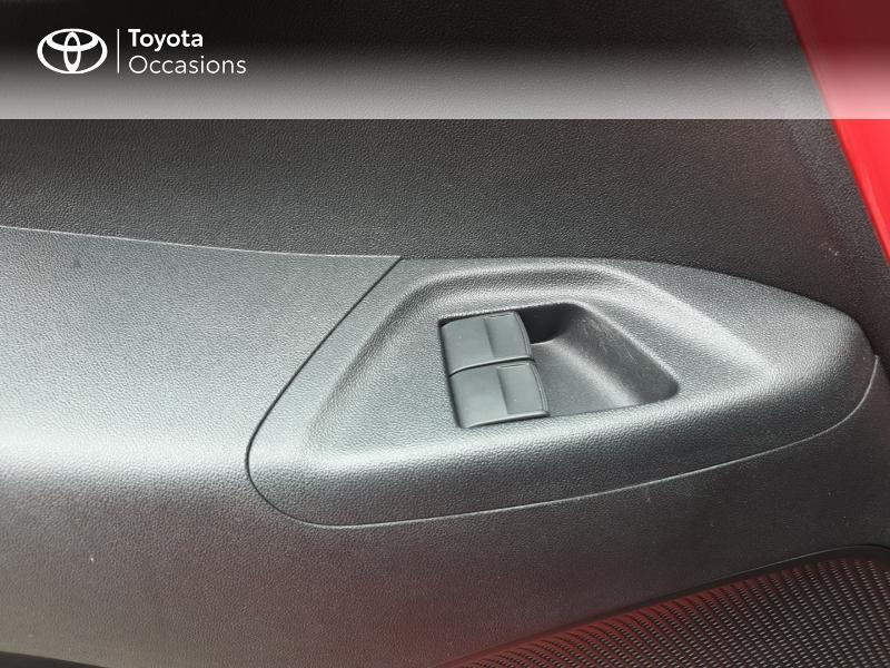 Photo 12 de l'offre de TOYOTA Aygo 1.0 VVT-i 69ch x-cite 4 5p à 8990€ chez Rizzon Auto - Toyota Guingamp