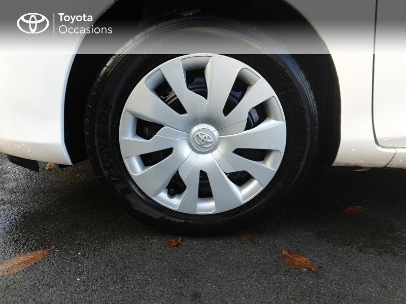 Photo 4 de l'offre de TOYOTA Yaris HSD 100h Dynamic 5p à 14980€ chez Rizzon Auto - Toyota Guingamp