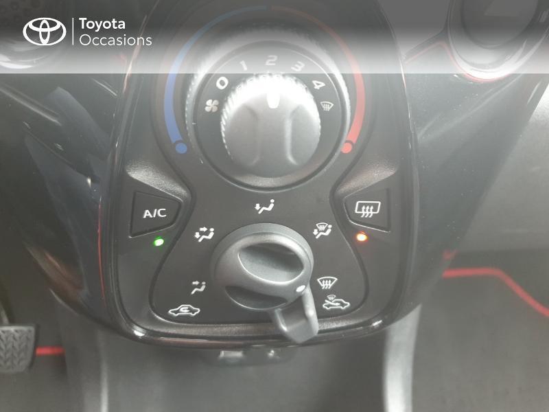 Photo 11 de l'offre de TOYOTA Aygo 1.0 VVT-i 69ch x-cite 4 5p à 8990€ chez Rizzon Auto - Toyota Guingamp