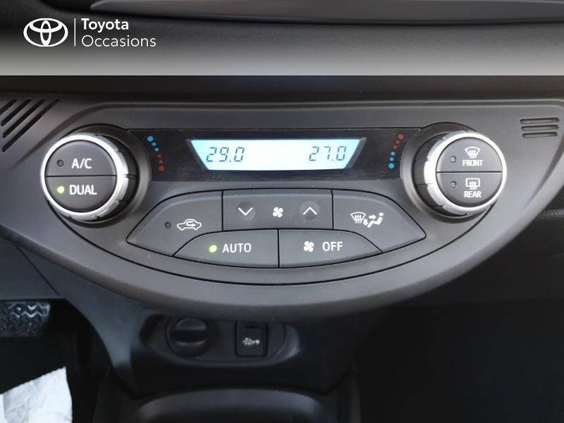 Photo 11 de l'offre de TOYOTA Yaris 100h Chic 5p à 14990€ chez Rizzon Auto - Toyota Guingamp