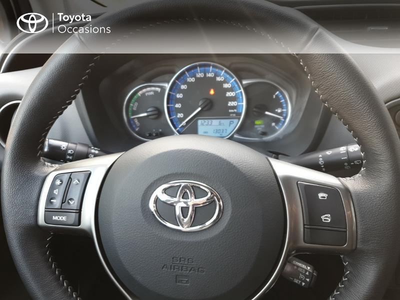 Photo 8 de l'offre de TOYOTA Yaris HSD 100h Dynamic 5p à 14980€ chez Rizzon Auto - Toyota Guingamp