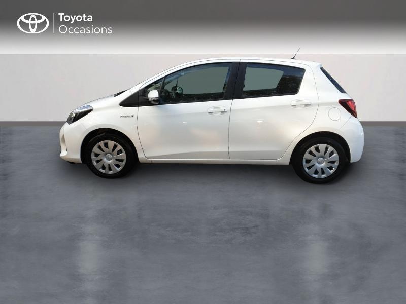 Photo 3 de l'offre de TOYOTA Yaris HSD 100h Dynamic 5p à 14980€ chez Rizzon Auto - Toyota Guingamp