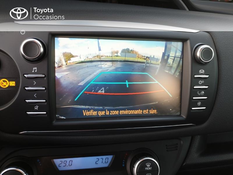 Photo 17 de l'offre de TOYOTA Yaris 100h Chic 5p à 14990€ chez Rizzon Auto - Toyota Guingamp