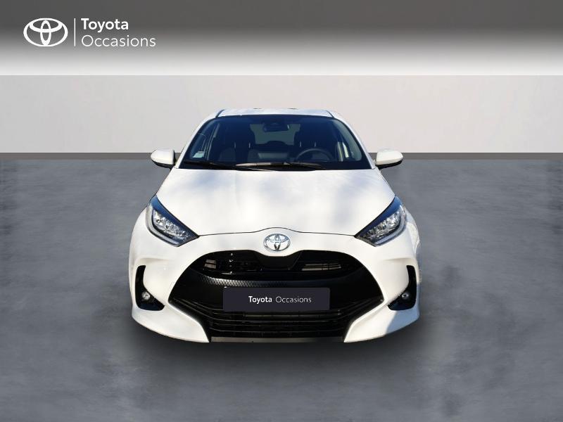 Photo 5 de l'offre de TOYOTA Yaris 70 VVT-i Design 5p à 17490€ chez Rizzon Auto - Toyota Guingamp