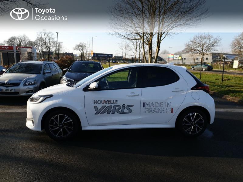 Photo 22 de l'offre de TOYOTA Yaris 70 VVT-i Design 5p à 17490€ chez Rizzon Auto - Toyota Guingamp