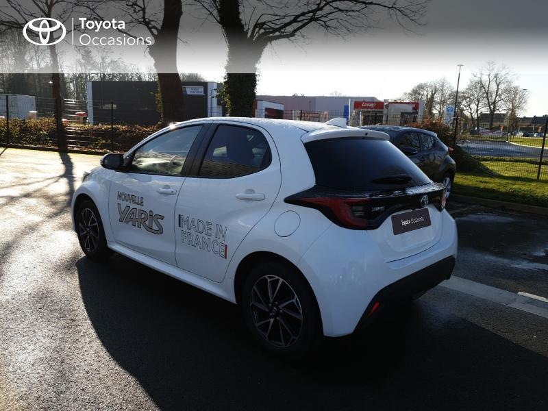 Photo 21 de l'offre de TOYOTA Yaris 70 VVT-i Design 5p à 17490€ chez Rizzon Auto - Toyota Guingamp