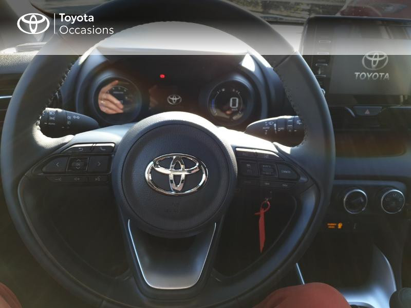 Photo 9 de l'offre de TOYOTA Yaris 70 VVT-i Design 5p à 17490€ chez Rizzon Auto - Toyota Guingamp
