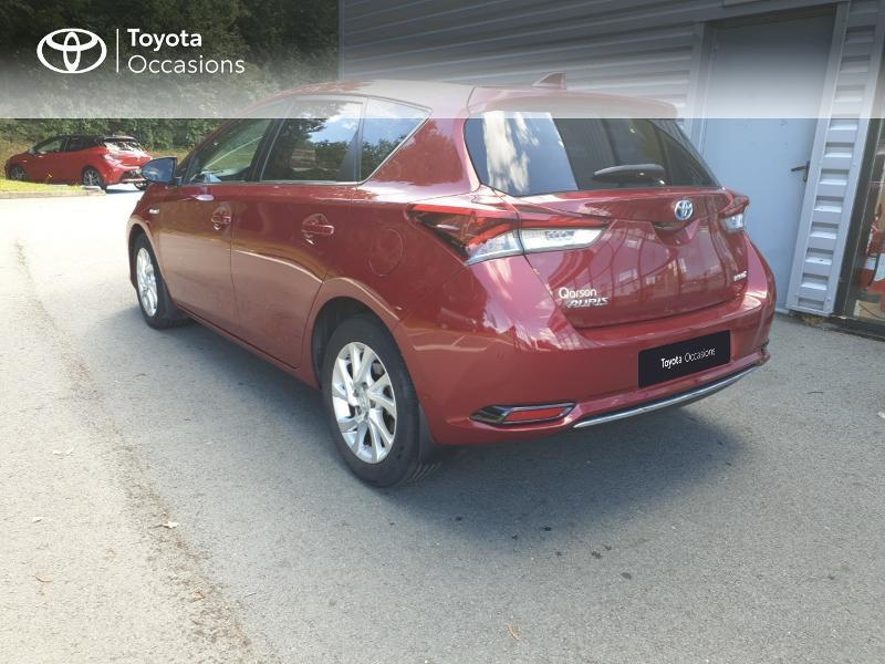 Photo 20 de l'offre de TOYOTA Auris HSD 136h Lounge à 18900€ chez Rizzon Auto - Toyota Guingamp